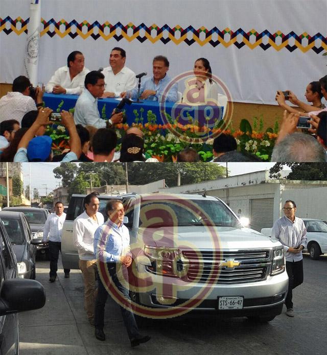 PRI suspenderá derechos al gobernador de Veracruz, confirma Enrique Ochoa